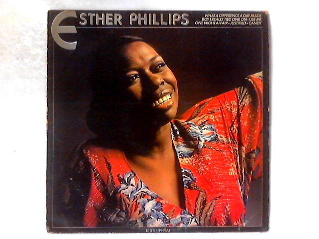 Esther Phillips LP COMP By Esther Phillips