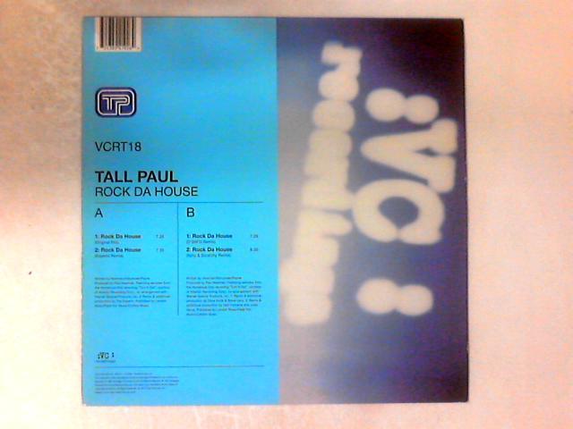 Rock Da House 12in By Tall Paul