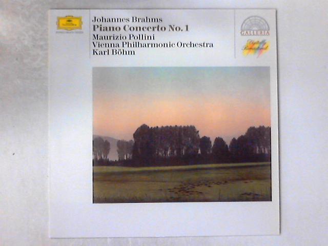 Klavierkonzert Nr. 1 LP By Johannes Brahms