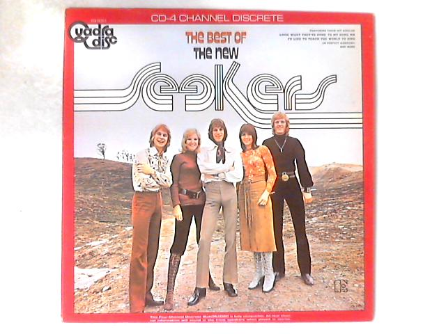 The Best Of The New Seekers LP COMP By The New Seekers
