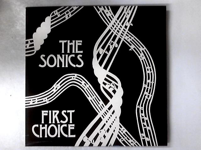 First Choice LP By The Sonics (3)