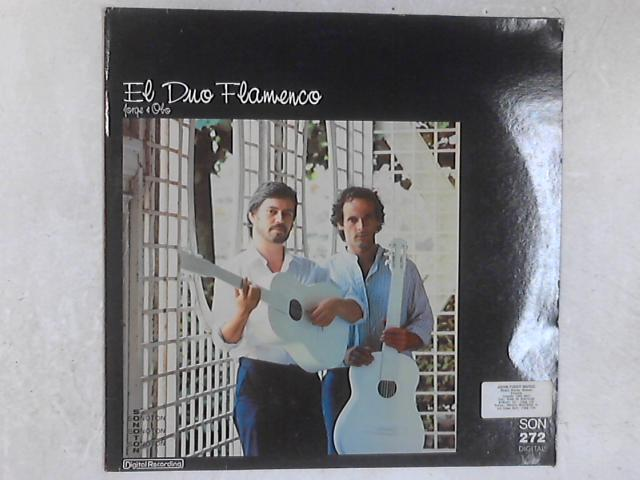 Spanish Guitars LP by Jorge Y Obo - El Duo Flamenco