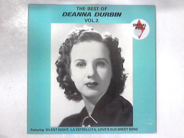 The Best Of Deanna Durbin Vol. 2 LP COMP By Deanna Durbin