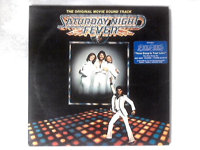 Saturday Night Fever (The Original Movie Sound Track) 2xLP GATEFOLD By Various