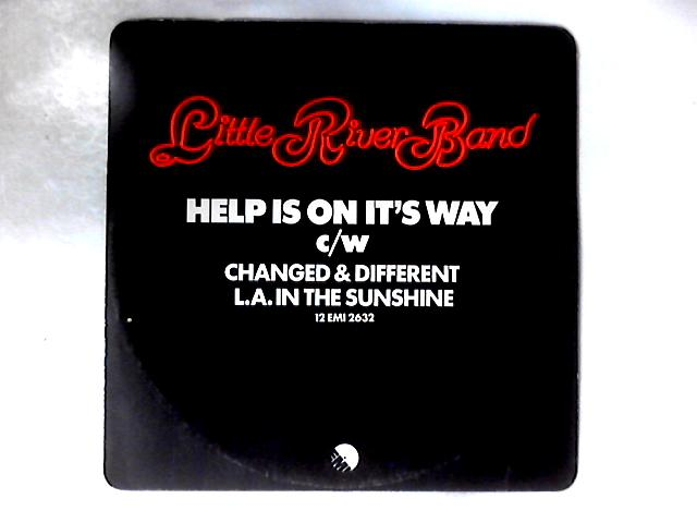 Help Is On It's Way 12in By Little River Band