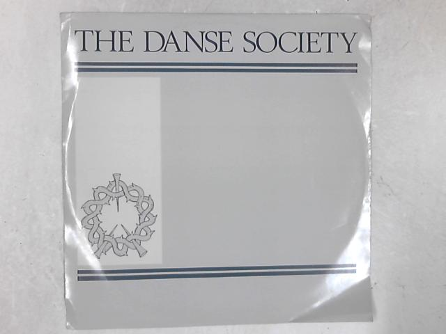 Somewhere 12in Single By The Danse Society