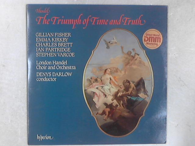 The Triumph Of Time And Truth 2xLP By Georg Friedrich Hndel