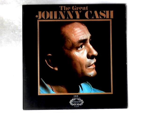 The Great Johnny Cash LP By Johnny Cash