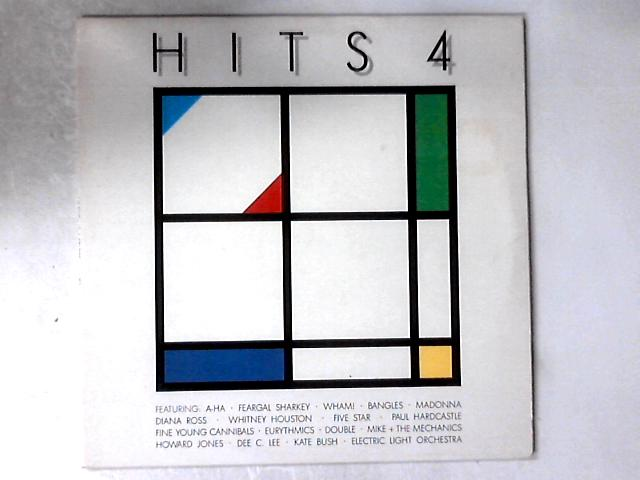 Hits 4 2xLP COMP GATEFOLD By Various