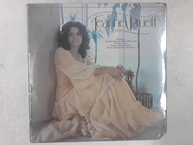 Jeanne Pruett SEALED LP By Jeanne Pruett