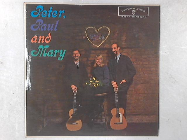 Peter, Paul And Mary LP By Peter, Paul & Mary