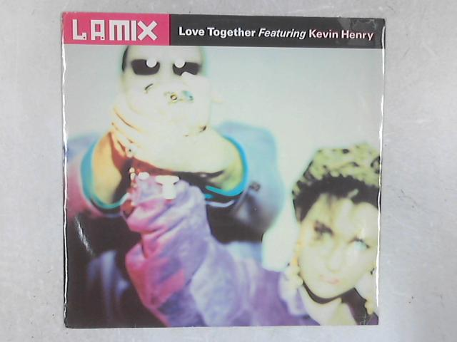 Love Together 12in Single By L.A. Mix