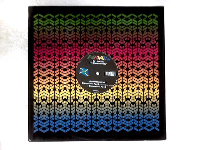 The Diamondback EP 12in By Sare Havlicek