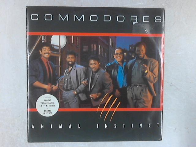 Animal Instinct 12in Single By Commodores