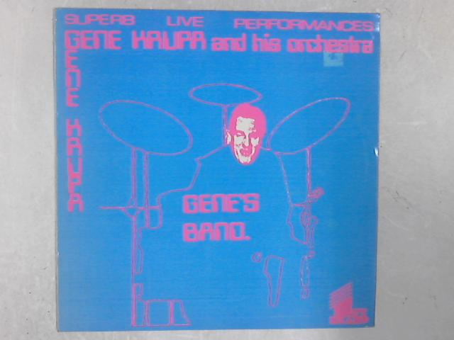 Gene's Band LP By Gene Krupa And His Orchestra
