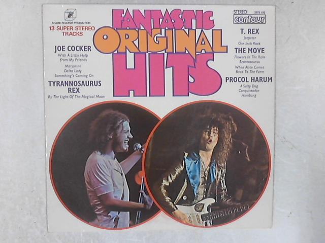 Fantastic Original Hits COMP LP By Various