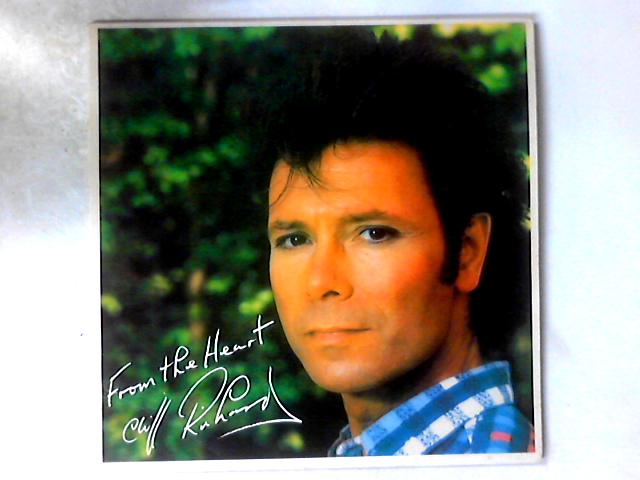 From The Heart 2xLP GATEFOLD By Cliff Richard