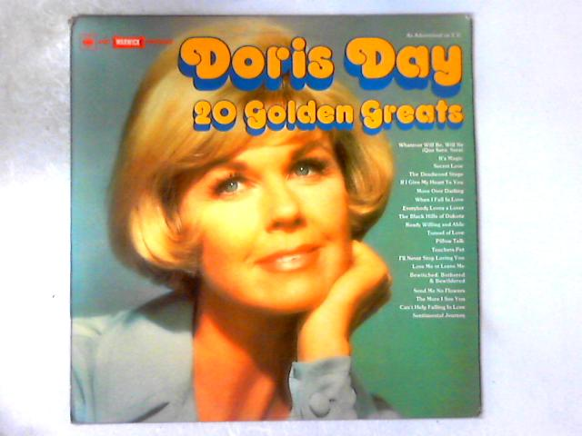 20 Golden Greats LP COMP By Doris Day
