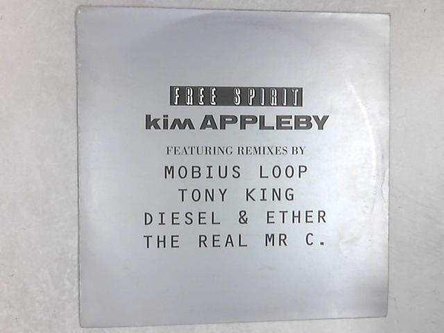 Free Spirit 12in Single By Kim Appleby