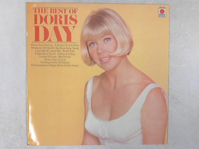The Best Of Doris Day LP By Doris Day