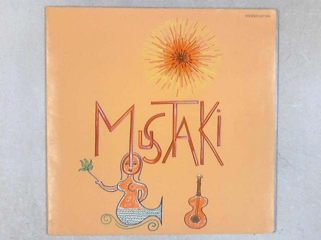 Georges Moustaki LP By Georges Moustaki