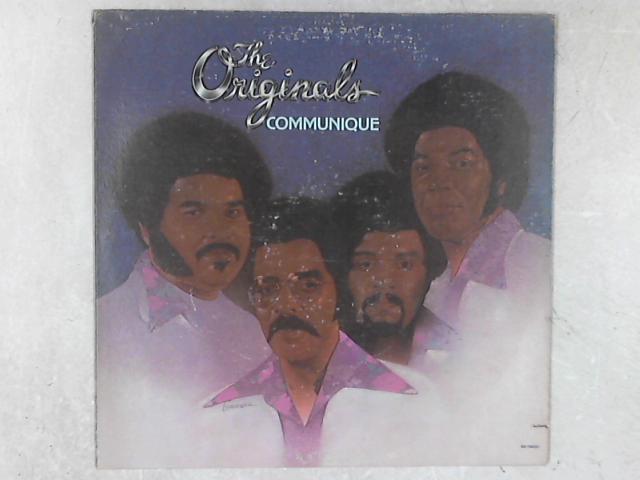 Communique LP By The Originals