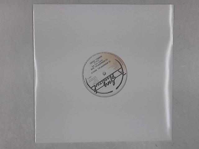Wonderfull World 12in Single By Sowell Radics