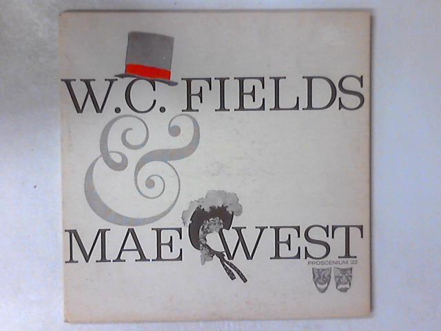 W. C. Fields & Mae West LP GATEFOLD By W.C. Fields