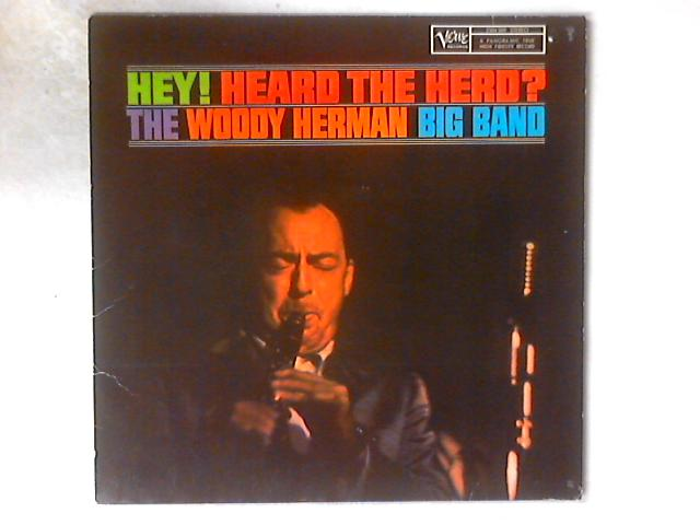Hey! Heard The Herd? LP COMP By The Woody Herman Big Band