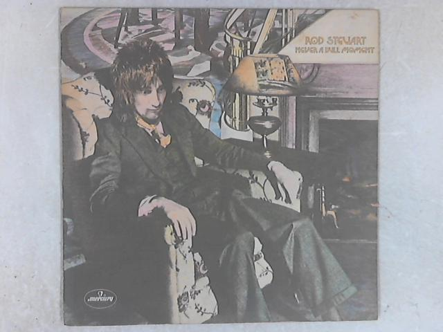 Never A Dull Moment LP By Rod Stewart