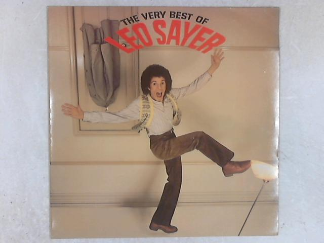 The Very Best Of Leo Sayer LP By Leo Sayer