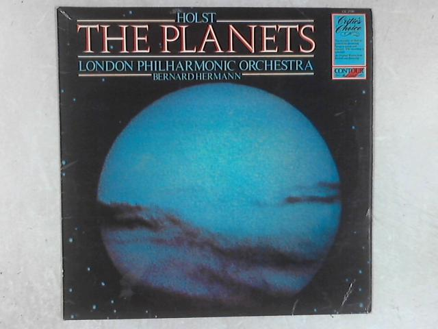 The Planets (Suite For Large Orchestra) LP By Gustav Holst