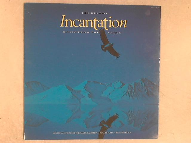 The Best Of Incantation LP by Incantation