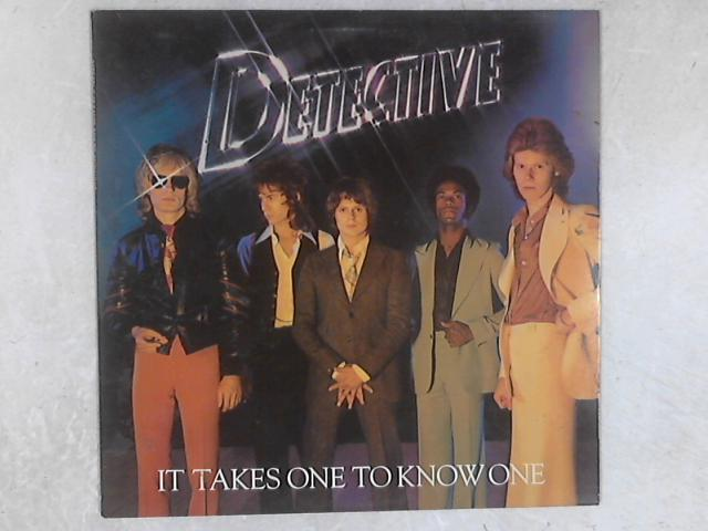 It Takes One To Know One LP By Detective