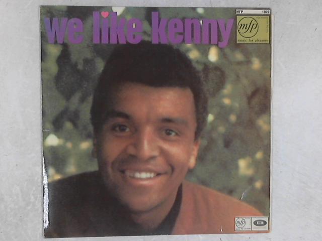 We Like Kenny LP By Kenny Lynch