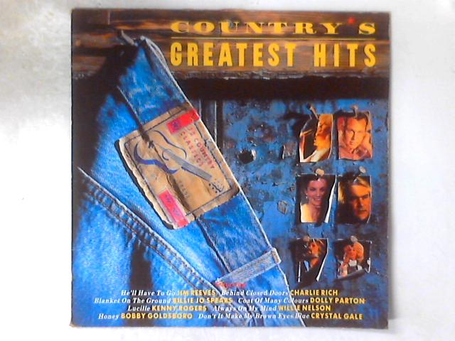 Country's Greatest Hits LP COMP By Various