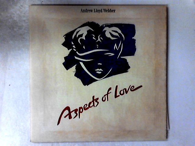 Aspects Of Love 2xLP GATEFOLD + BOOKLET by Andrew Lloyd Webber