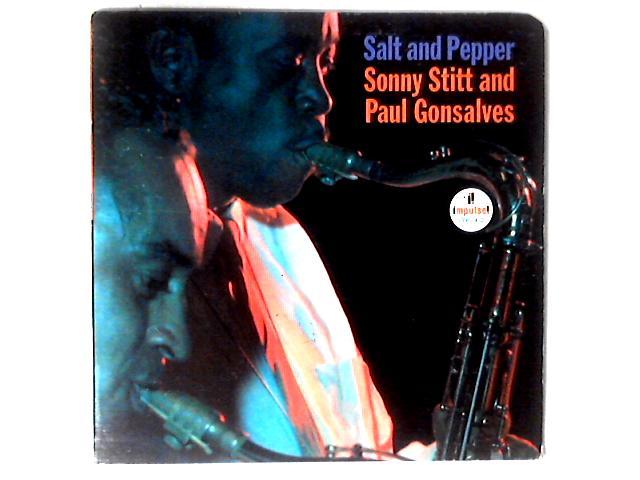 Salt And Pepper LP GATEFOLD By Sonny Stitt