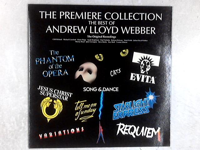 The Premiere Collection - The Best Of Andrew Lloyd Webber LP by Andrew Lloyd Webber