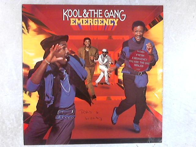 Emergency LP By Kool & The Gang
