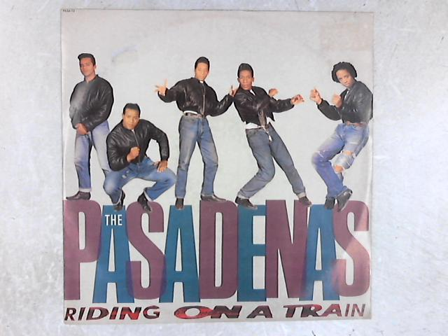 Riding On A Train 12in Single By The Pasadenas