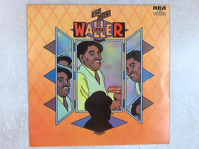 The Vocal Fats Waller LP By Fats Waller