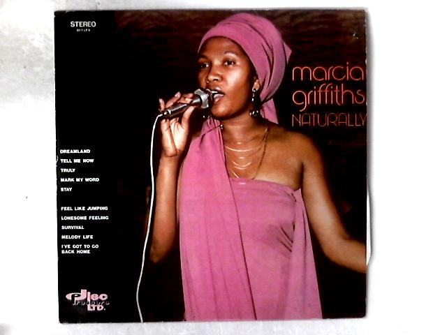 Naturally LP by Marcia Griffiths