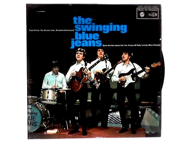 Blue Jeans A-Swinging LP by The Swinging Blue Jeans