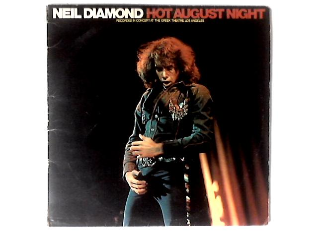 Hot August Night 2xLP GATEFOLD by Neil Diamond