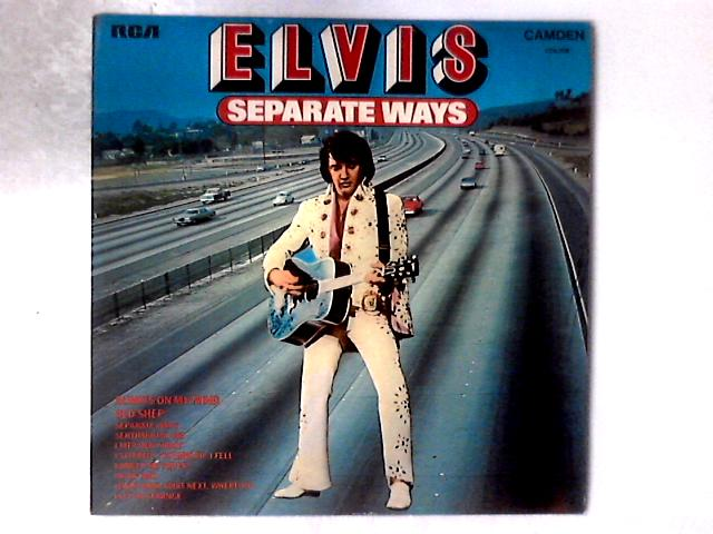 Separate Ways LP by Elvis Presley