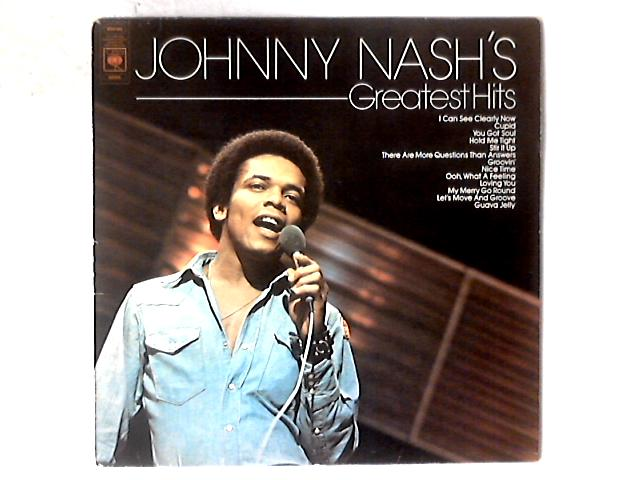 Johnny Nash's Greatest Hits LP COMP by Johnny Nash