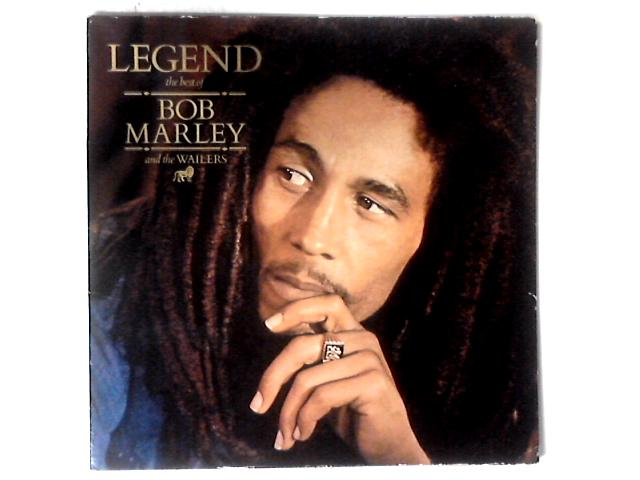 Legend (The Best Of Bob Marley And The Wailers) LP COMP GATEFOLD by Bob Marley & The Wailers