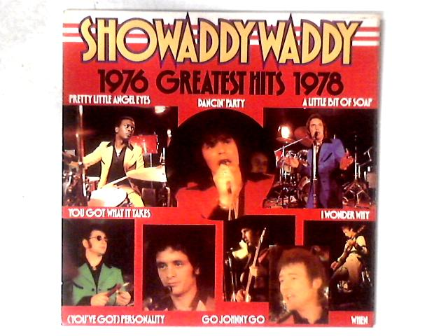 Greatest Hits 1976 - 1978 LP COMP by Showaddywaddy