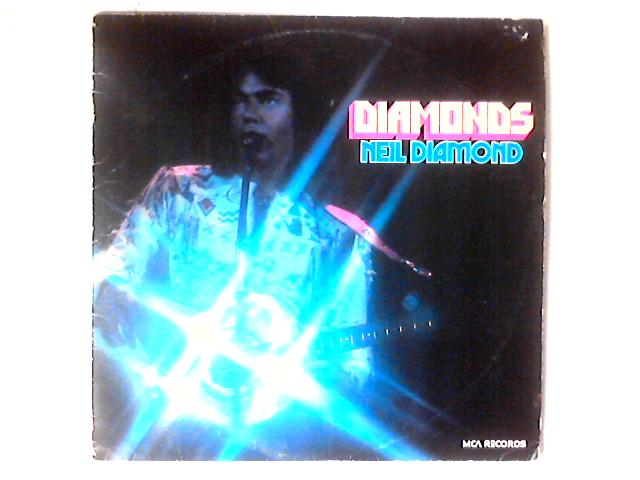 Diamonds 2xLP GATEFOLD COMP by Neil Diamond
